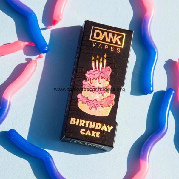 birthday cake dank vapes